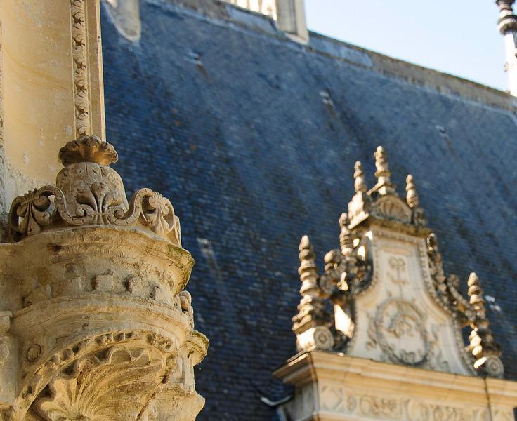 Loire, Chateau d'Azay le Rideau-26