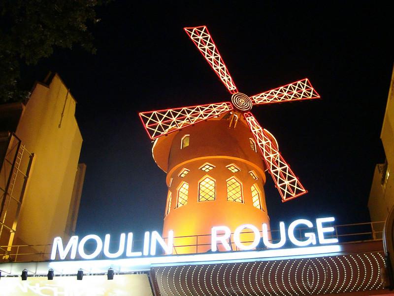Paris, Moulin Rouge-4