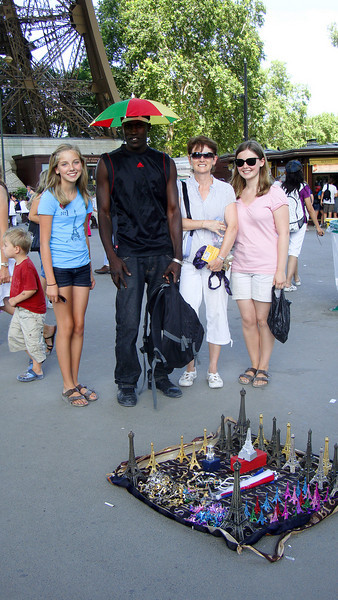 Obligatory tourist traps and trip