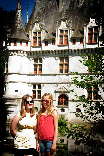 Loire, Chateau d'Azay le Rideau-37