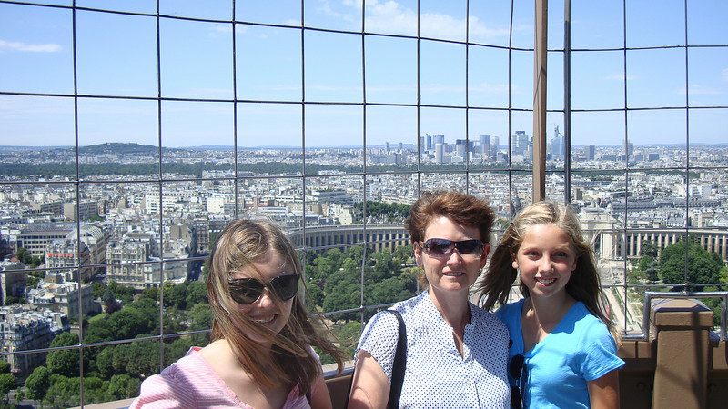 Paris, we had to do the Eiffel-18