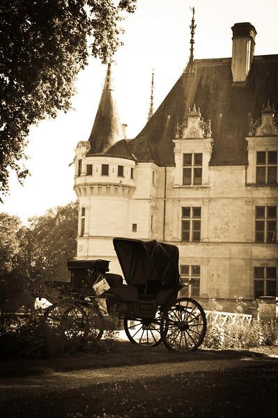 Loire, Chateau d'Azay le Rideau-41