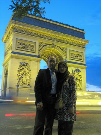 Paris, May 08