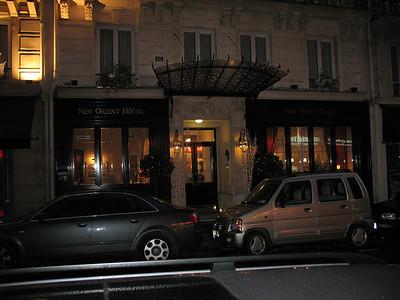 Paris, New Year 2008