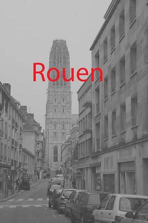 Day 6, Rouen and Caudebec