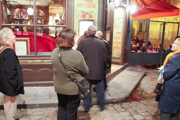 Days 10 & 11, Paris Extension