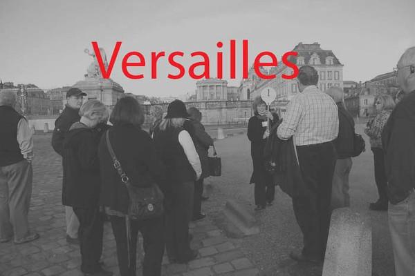 Versailles, Day 4