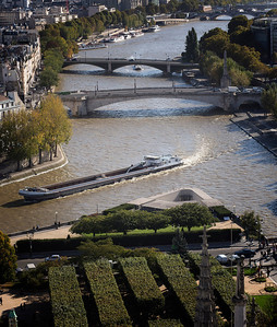 The Seine from Notre Dame