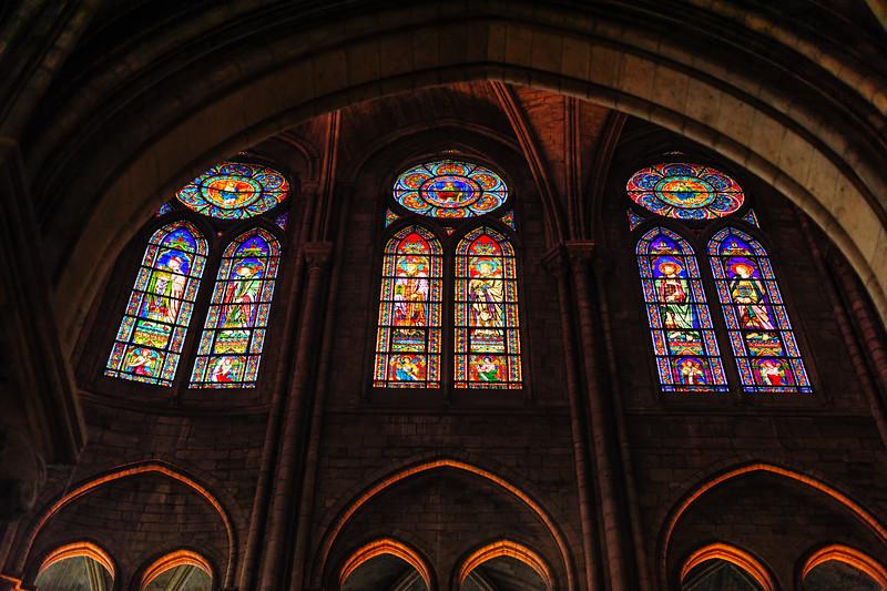 Notre Dame Cathedral Details