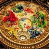 Marc Chagall's ceiling in the Palais Granier Opera  House