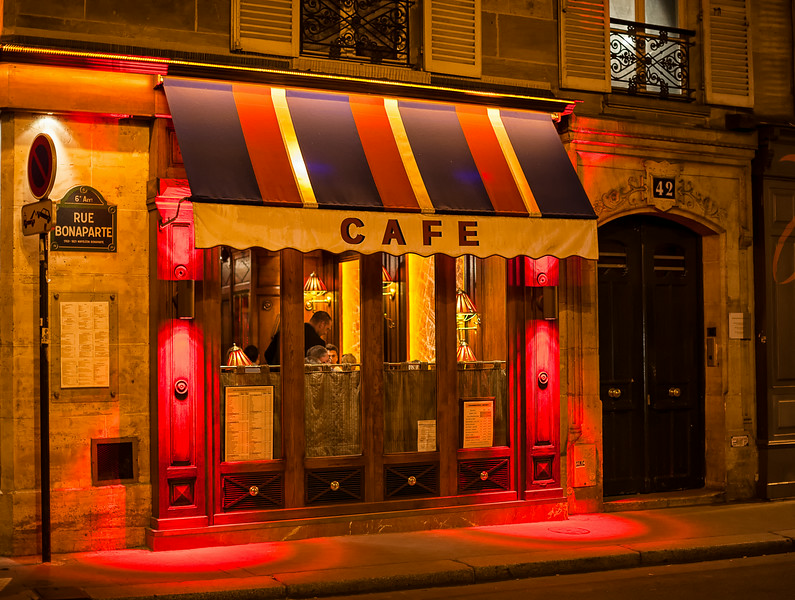 Parisian Street Photos