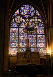 Notre Dame, inside