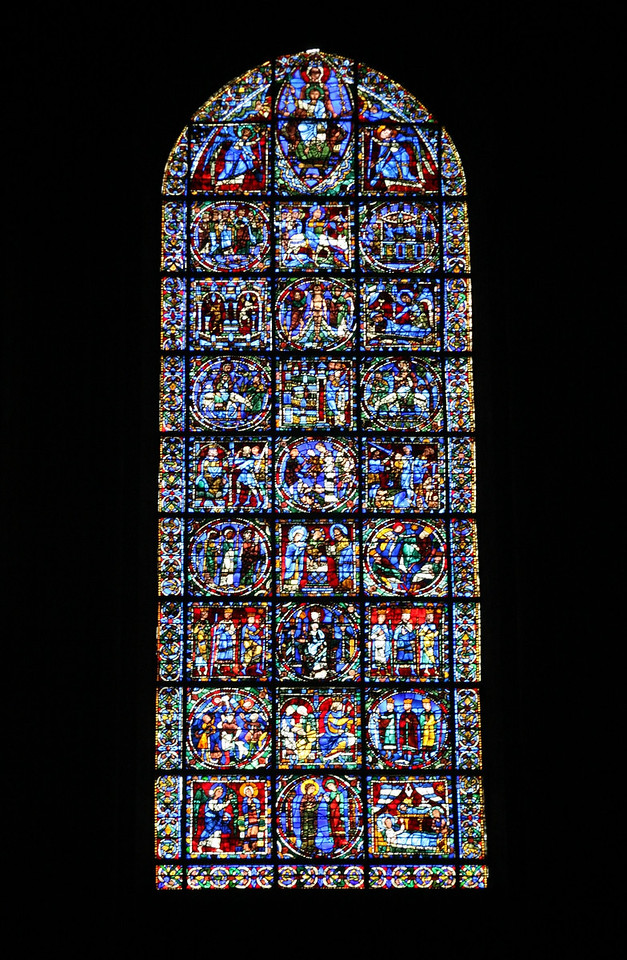 190 Chartres Cathedral 4
