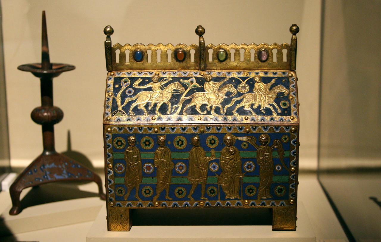 106 Musee National du Moyen Age 2