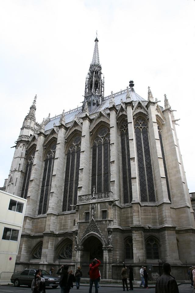 073 Ste  Chapelle 1