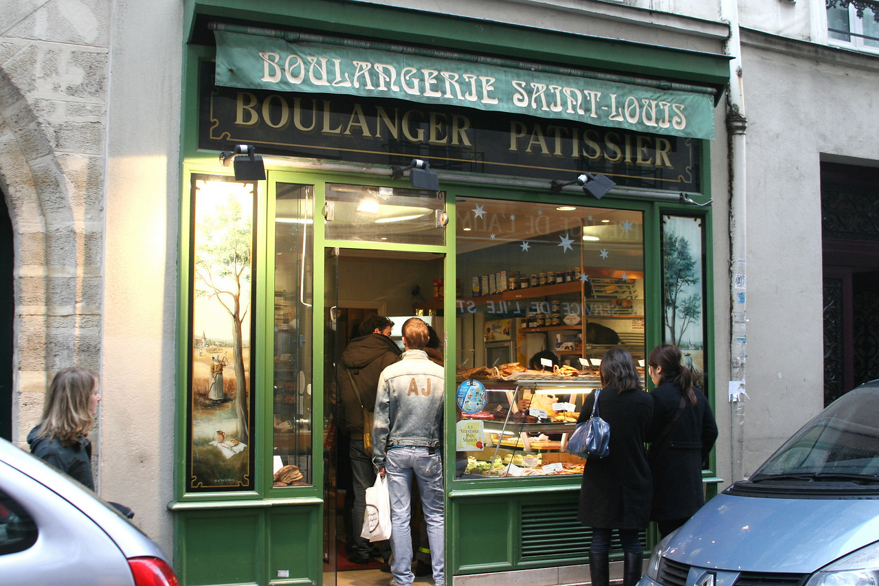 152 Shops of Paris 6 Patissier