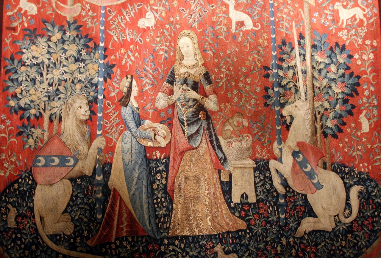 108 Musee National du Moyen Age 4