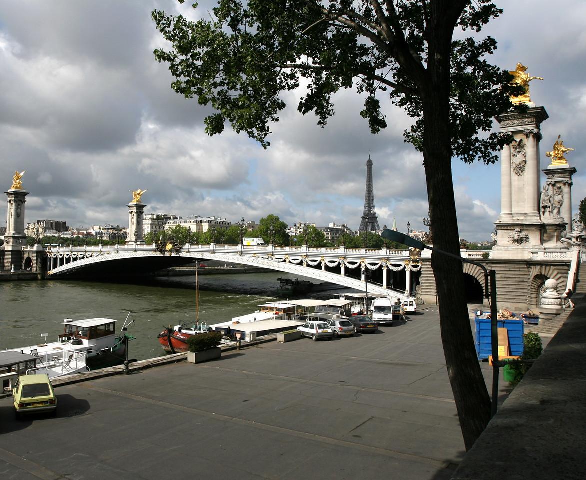 085 Bridge Pont Alexander III 3