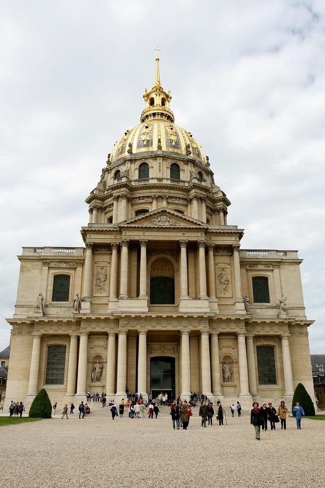 057 Hotel des Invalides Napoleon's Tomb 1
