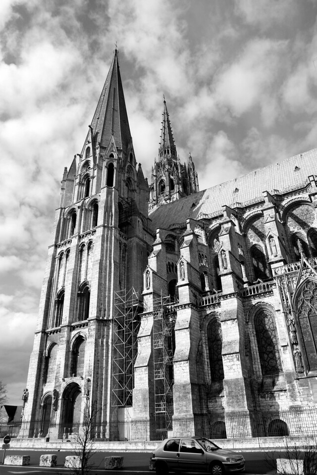 189 Chartres Cathedral 3