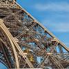 Eiffel Tower Yellow Elevator