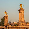 Pegasus on Pont Alexandre III