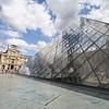 La Louvre.