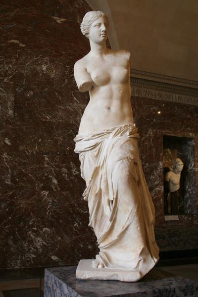 Venus de Milo (a fellow size 14!).