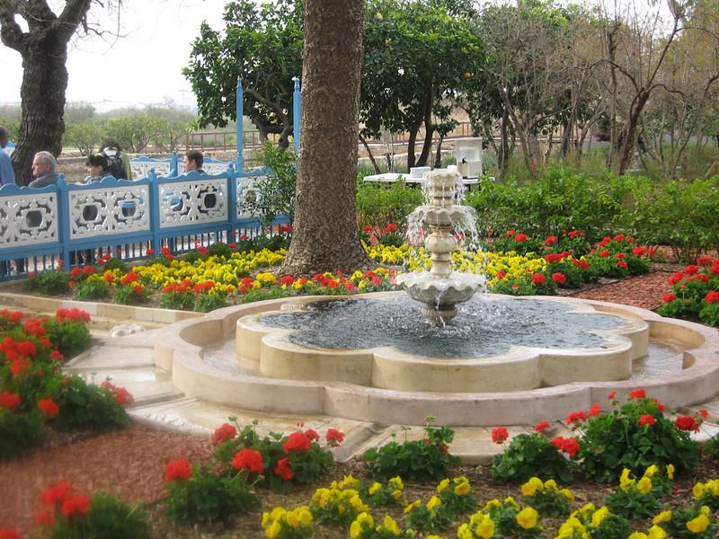 Haifa 2011 253<br /> <br /> Garden of Ridvan