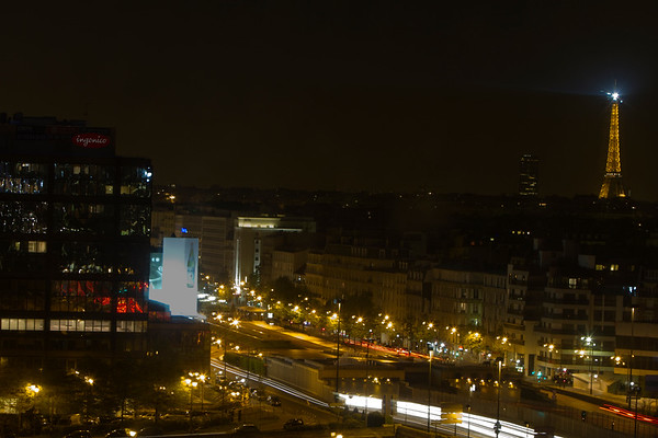 Ingenico at Night