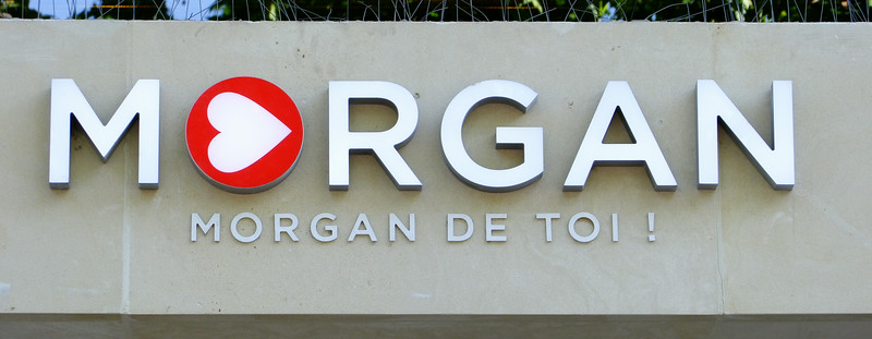 Inside Orlando joke:  The French equivalent of Morgan and Morgan (Orlando law firm that advertises heavily on TV)