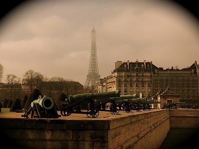 Paris Winter 2009