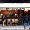 Bar du Caveau, Paris, Decemeber 2008