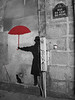 Red Umbrella, Ru du Chat, #1