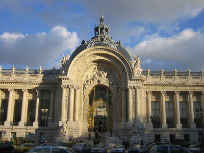 The Petit Palace.  I believe it houses modern artwork.