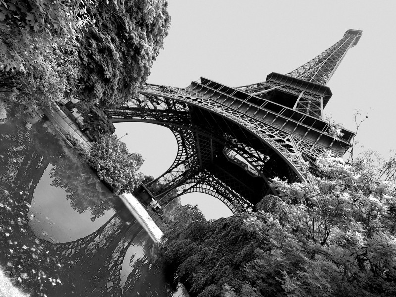 Eiffel Tower- Second View
