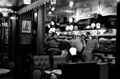 Restaurant: Boulevard St Germain