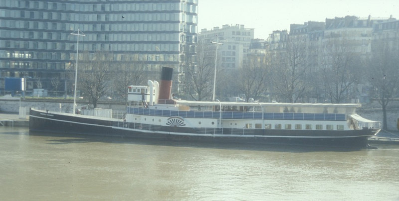 After a few years in Paris, Princess Elizabeth moved back down the Seine to a new home at Dunkirk, where she had served with distinction in the dark days of 1940.