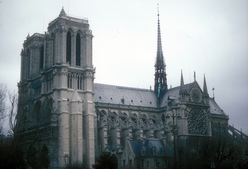 "Notre Dame Cathedral<br /> <br /> See also<br /> <br />  <a href=""http://en.wikipedia.org/wiki/Notre_Dame_de_Paris"">http://en.wikipedia.org/wiki/Notre_Dame_de_Paris</a>"