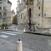 """Steps to church St Etienne du Mont featured in """"Midnight in Paris""""."""