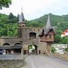 Reichsburg Castle gate