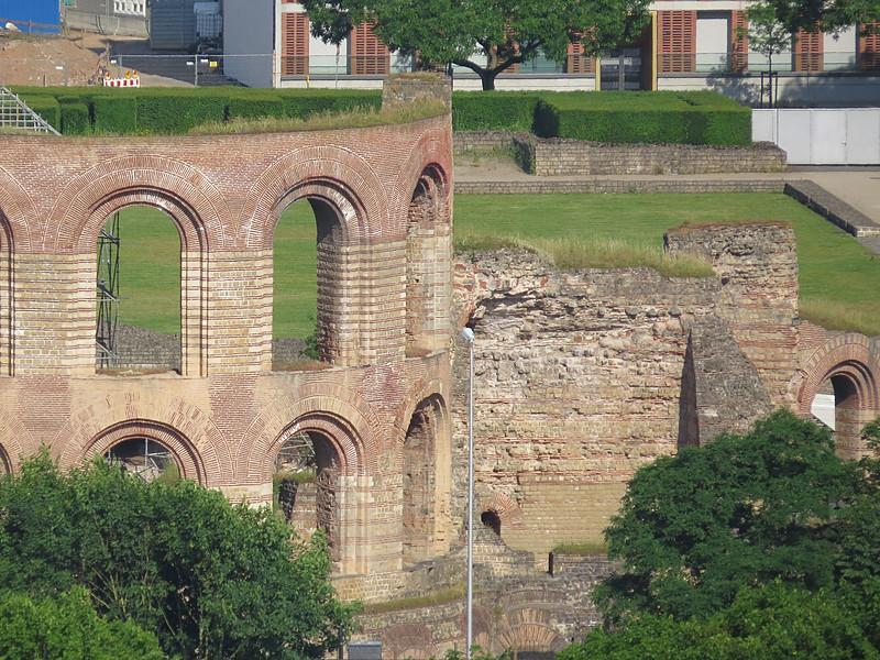 Roman Coliseum, Trier, Germany