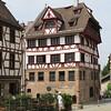 Albrecht Durer house, Nuremberg