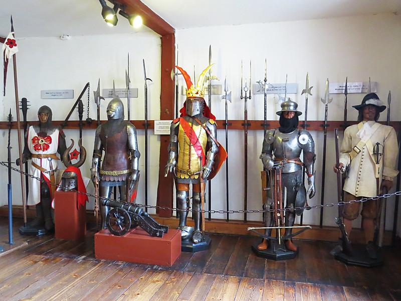 warrior museum