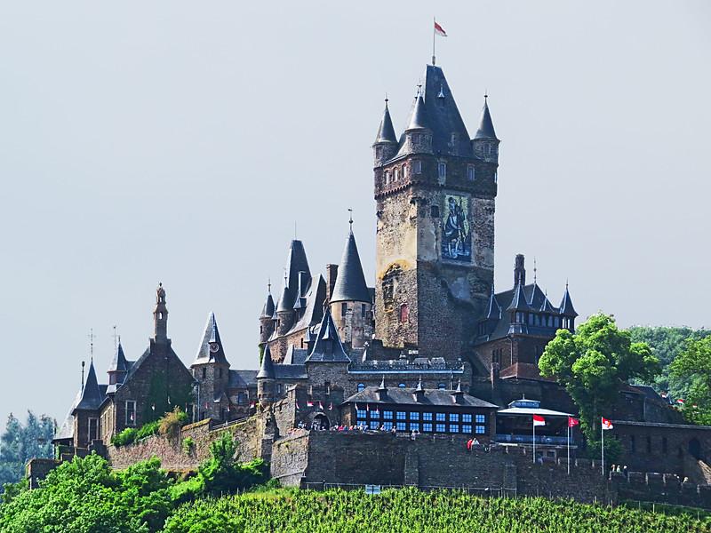 castle from bridge