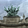 Detail roof Grand Palais