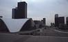 004  Axe Historique Paris - La Défense, uitzicht vanaf Arche naar Arc de Triomphe