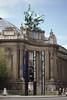 014  Axe Historique Paris - Champs Élysées, zijgevel Grand Palais, Rond Point