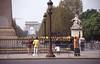 019  Axe Historique Paris - Place de la Concorde, Arc, Arche & steigerende paarden van Marly