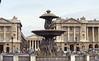 018  Axe Historique Paris - Place de la Concorde, fontein van Hittorf, Madeleine & hôtels